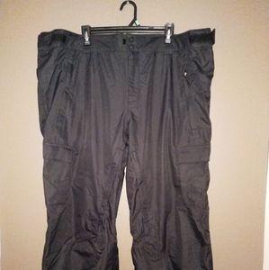 Columbia Ridge 2 Run II Insulated Pant Black XXL